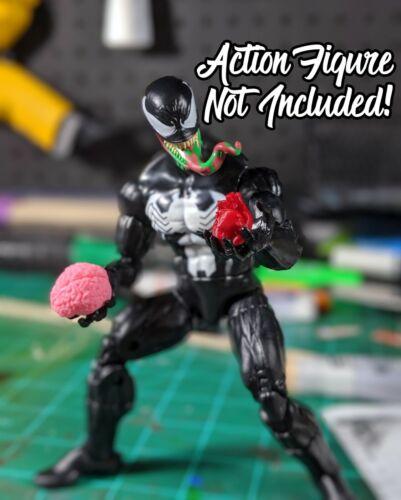 horreur 1//12 Neca Miniature Cerveau /& Coeur Accessoires seulement Marvel legends