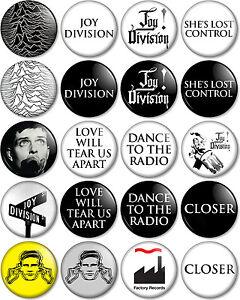 Joy-Division-Various-Designs-25mm-Pin-Button-Badge-Factory-Records-Ian-Curtis