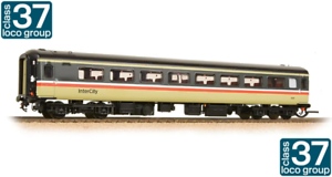 Bachmann 39-677 BR MK2F TSO Tourist Second Open Coach Intercity Executive