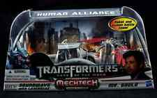 Transformers Dark Of The Moon Human Alliance Soundwave toy figure instock