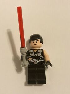 New Lego Star Wars GALEN MAREK DARTH VADER SITH APPRENTICE MINIFIGURE STARKILLER