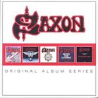 Saxon - Original Album Series 5 CD