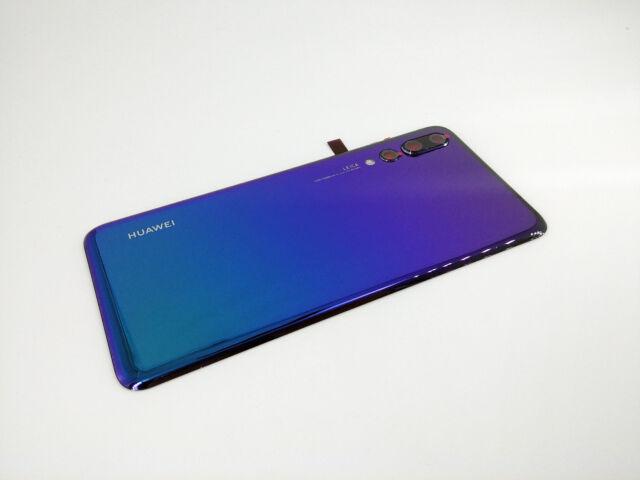 huge selection of 156d8 638d4 Genuine Original Huawei P20 Pro Twilight Colour Back Case Cover Housing  Plate