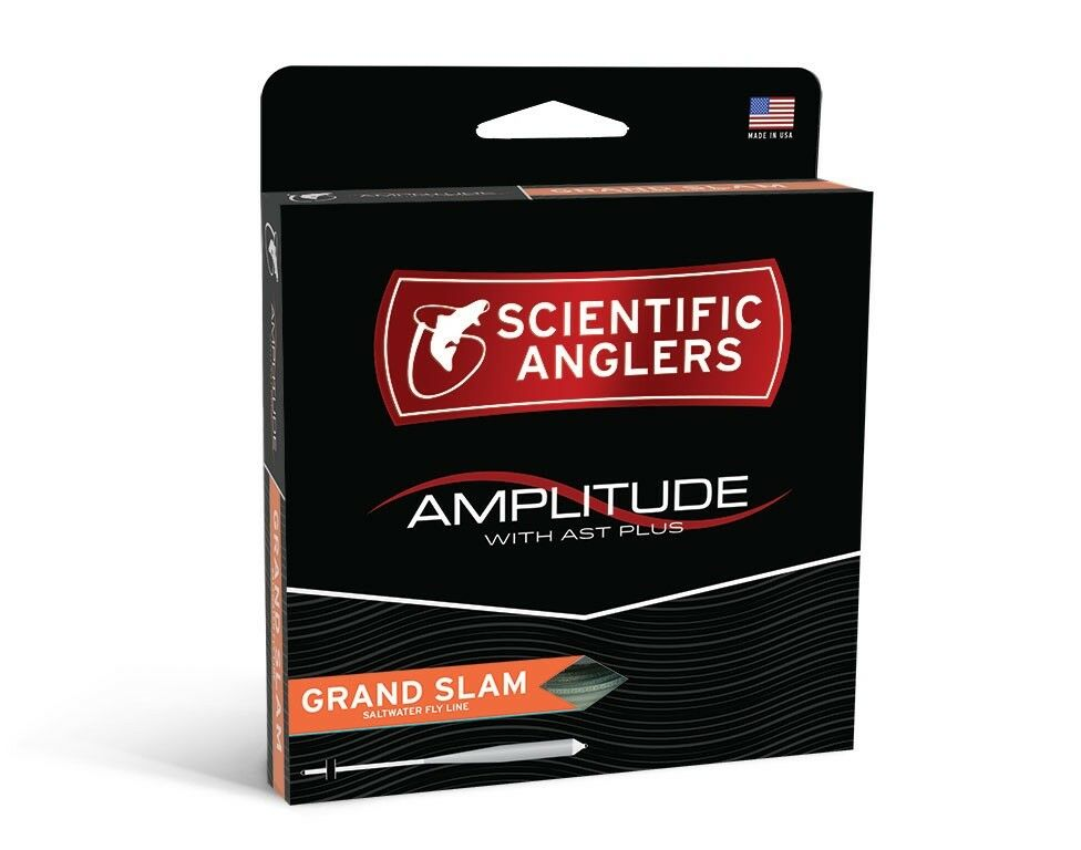 Scientific Anglers Amplitude Grand Slam Taper Fly Line - WF7F