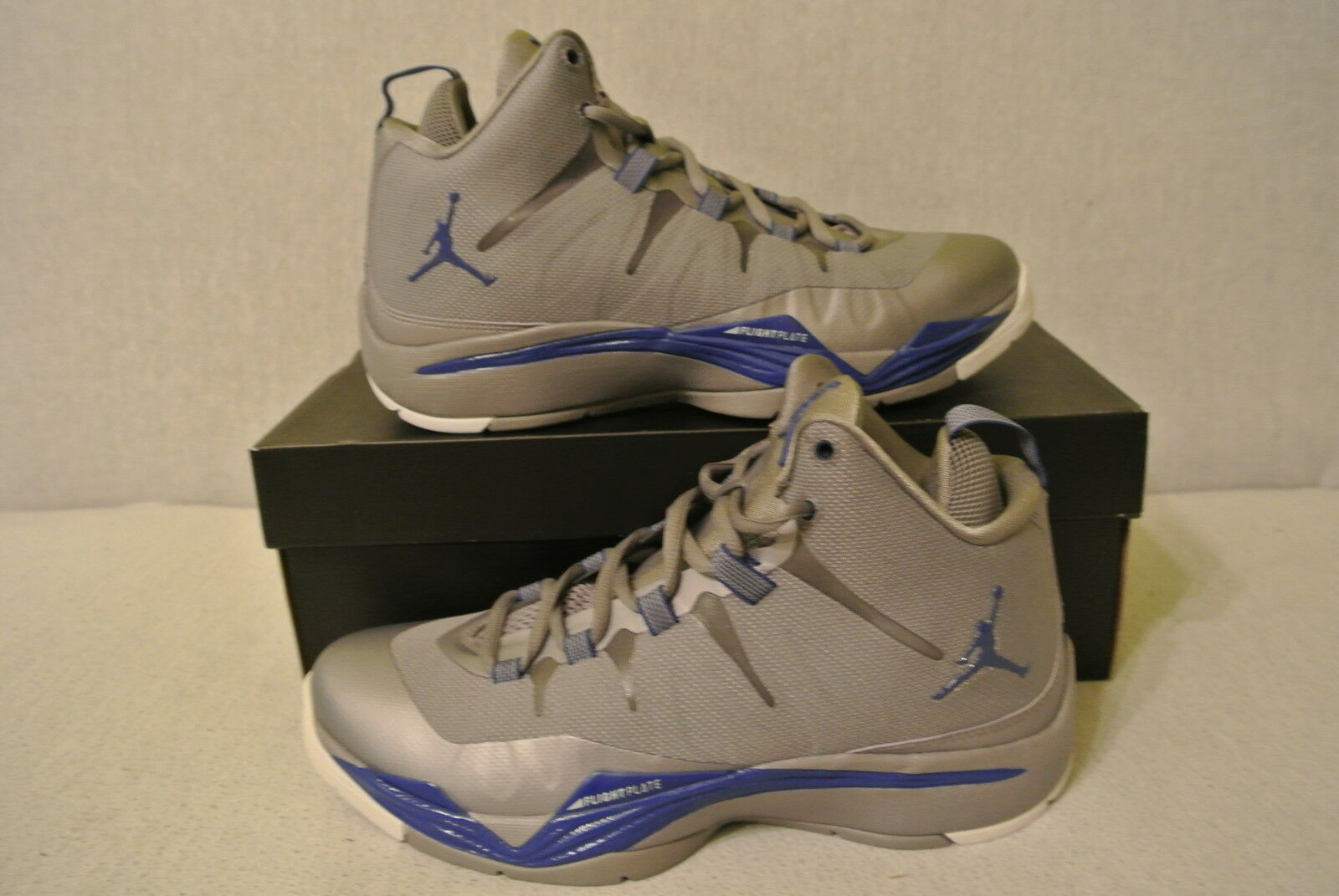 Nike Air Jordan super. fly 2 us 9 nuevo & OVP 599945 007