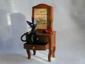 Jiji-antique-dresser-18163-with-2014-calendar-Kiki-Delivery-Service-Ghibli