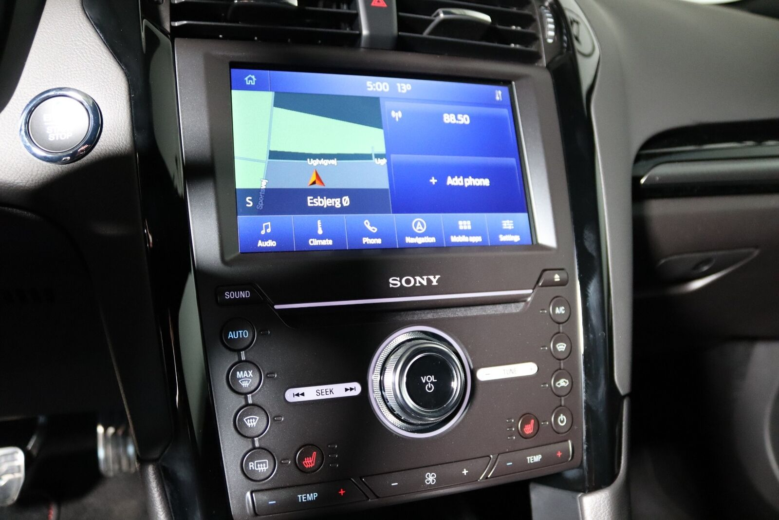 Ford Mondeo 2,0 EcoBlue ST-Line aut. - billede 9