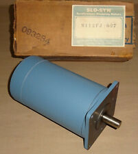 Superior Electric M112fj 327 Synchronous Stepping Motor M11fj327 Slo Syn New