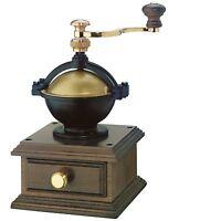 Zassenhaus La Paz Manual Coffee Grinder Mill Dark Beech Made In Germany