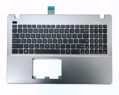 US Grey palmrest Keyboard for Asus R510V R510VB R510VC R510VX Topcase