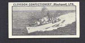 CLEVEDON - BRITISH SHIPS - #39 HMS DUCHESS