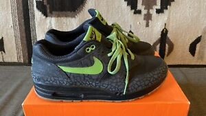 Details about NIKE Air Max 1 Hufquake 11 HUF ATMOS HTM 2007 VNDS Mita Patta OG 318361 031
