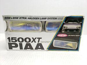Rare-Vintage-1500XT-PIAA-1551-Fog-Lights-Kit-1997-Sealed