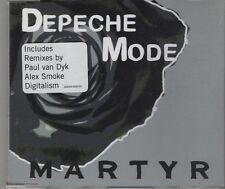 DEPECHE MODE Martyr 3 TRACK CD NEW - NOT SEALED