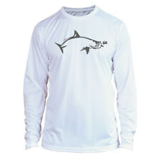 Carolina Skiff Long Sleeve Microfiber UPF Fishing Shirt