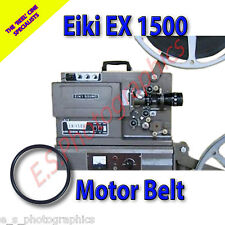 ELF EIKI EX 1500 16mm CINE PROIETTORE Belt (motore principale Cintura)