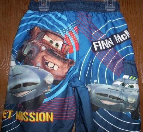 da bagno Mater Disney Swimtrunks 730772474029 Pantaloncini 7 Nwt Cars Finn 6 costume surf Mcmissile Nuovo da FqBYwSfB0n