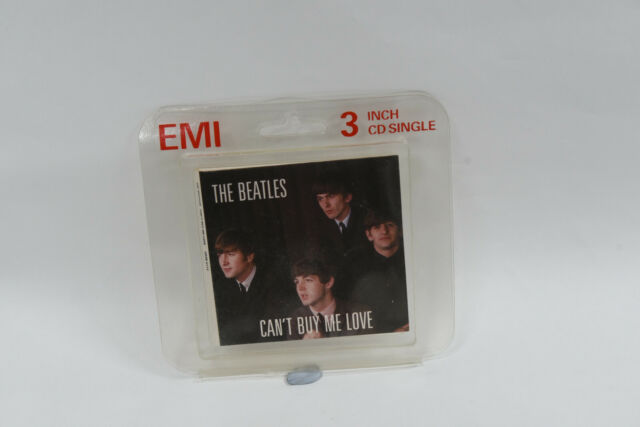 "The Beatles - Can't Buy me Love - 3"" CD Single - AS NEW - You Can't Do That"