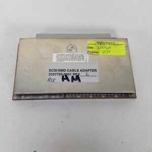 Texas-Instruments-Siemens-2537795-0001-SCSI-SMD-Cable-adapter-Used-UMP