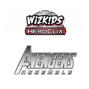 Marvel HeroClix Avengers Assemble Single Figure