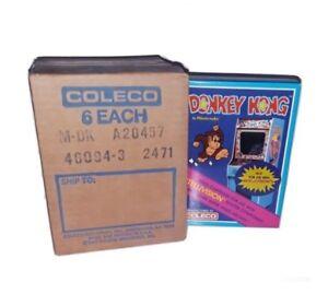 Donkey-Kong-by-Nintendo-Intellivision-Coleco-Factory-Sealed