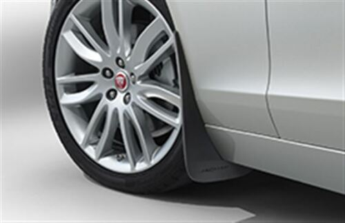 Jaguar Genuine OE New XF 2015 Onwards Front Standard Mudflaps T2H12952