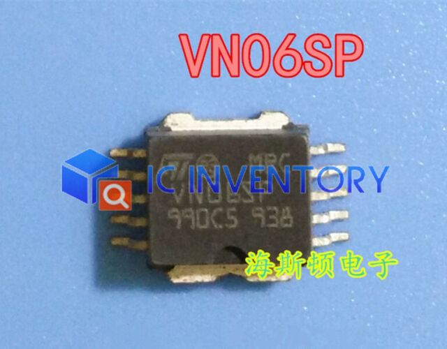 VN16BSP ISO HIGH SIDE SMART POWER SOLID STATE RELAY IC