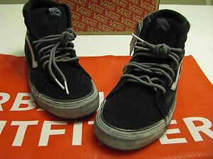 066788a8a9 Urban Outfitters Vans SK8-HI REISSUE CA OVER WASHED PLAID NINE IRON ...
