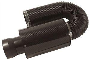 SUZUKI-IGNIS-Carbon-Fibre-Airbox-Filter-includes-Air-Duct