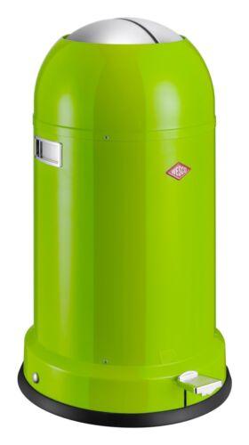 Abfalleimer 33 L WESCO Kickmaster Classic Line Mülleimer design Abfallsammler