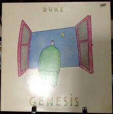 GENESIS Duke ALBUM Released 1980 Vinyl/Record  Collection US pressed