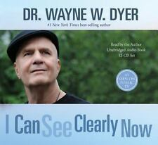 I Can See Clearly Now by Wayne Dyer (2014, CD)