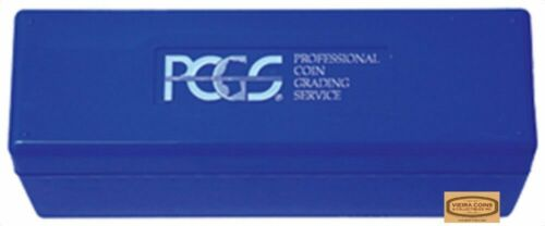 OFFICIAL PCGS 20 SLAB BOX for CERTIFIED COINS BRAND NEW #28170 LOT OF 5