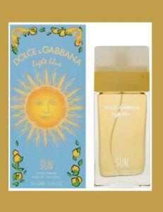 Dolce & Gabbana Light Blue Sun - Pour Femme Eau De Toilette - 1.6 fl oz