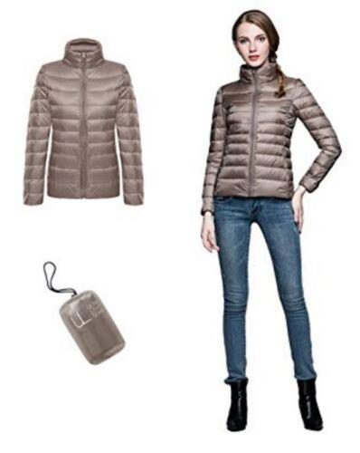 veste duvet transitionnelle et veste Veste pour d'hiver printemps femme ultra en légère de Ocp8wRq5