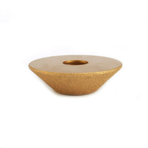 "3/""Vacuum Brazed Diamond Grinding Wheel 20mm Hole For Angle Grinder Stone Craft"