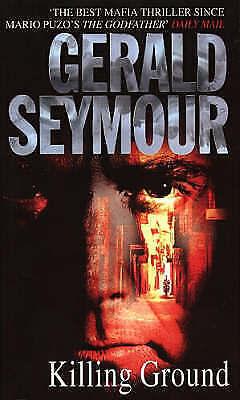 1 of 1 - Killing Ground, Seymour, Gerald, New Book
