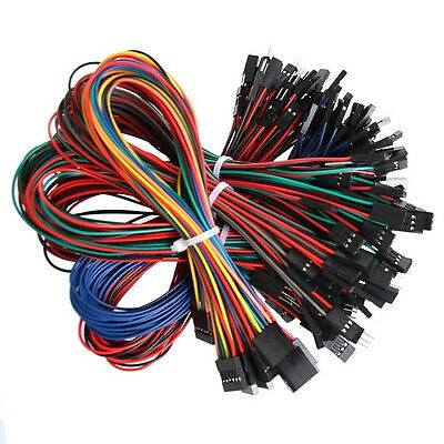 10pcs 30cm jumper wire Dupont cables for Arduino shield Prototype breadboard