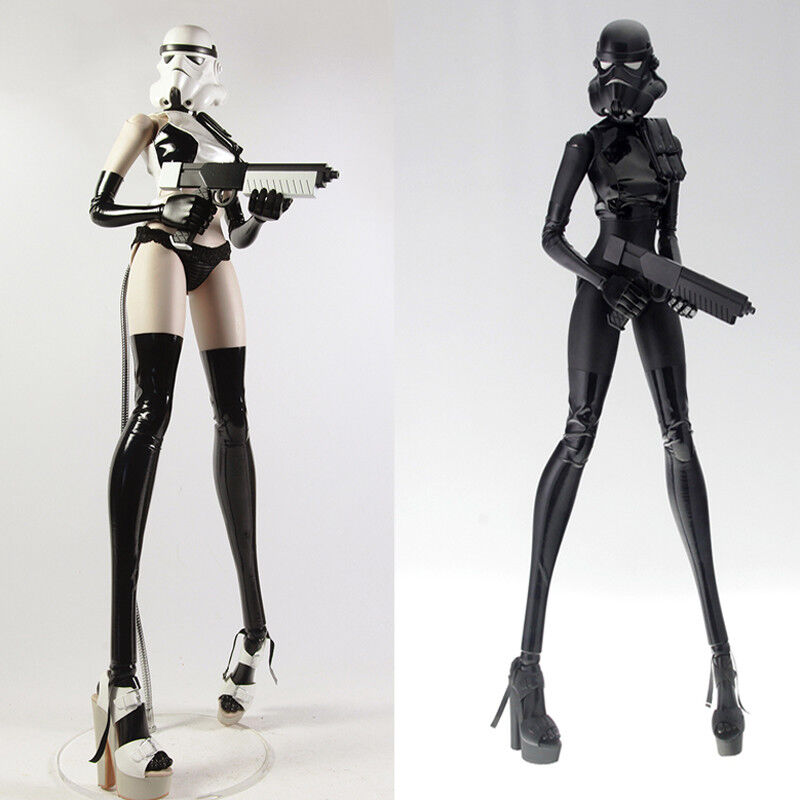 ThreeA 3A LONLEY WARRIOR TQ TQ TQ 1 3th Scale Set Collectible Figure New More colors 5a4cce