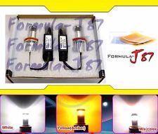 CREE LED KIT 10W COLOR CHANGE H16 64219 FOG LIGHT BULB UPGRADE DIY COLOR JDM