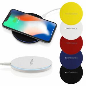 Qi-Fast-Wireless-Charger-Charging-LED-Pad-for-iPhone-X-8-8-Plus-Galaxy-Note-8-S8