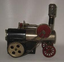 1920's Weeden Steam Engine Tractor No 643 Brass Boiler Awesome #BC24