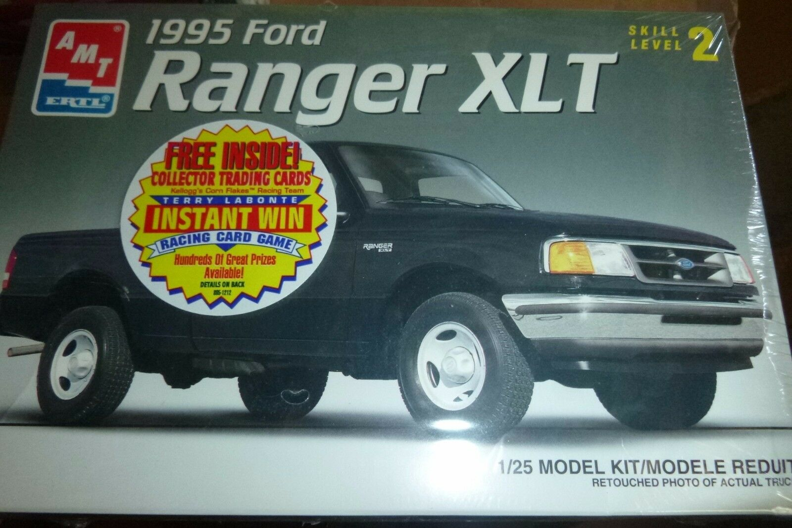 amt 1995 ford ranger xlt pickup truck model car mountain. Black Bedroom Furniture Sets. Home Design Ideas