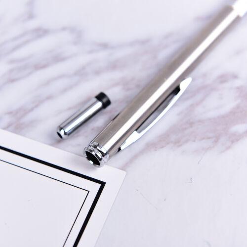 1set 3.0 mm HB titulares automática lápiz mecánico 4 plomos reca G2