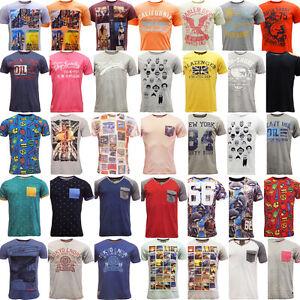 073a24e28 Mens T-Shirts - Cheap Designer T Shirt - Brave Soul / Tokyo Laundry ...