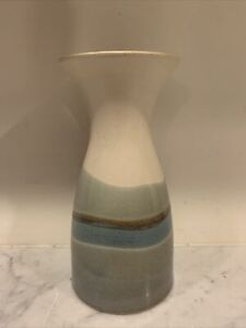"Vintage Otagiri Hand Crafted 8.75"" Vase original sticker attached"