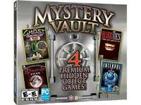 Mystery Vault Jc Pc Game on sale