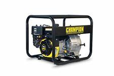 Champion 3 Inch Gas Powered Semi Trash Water Transfer Pump