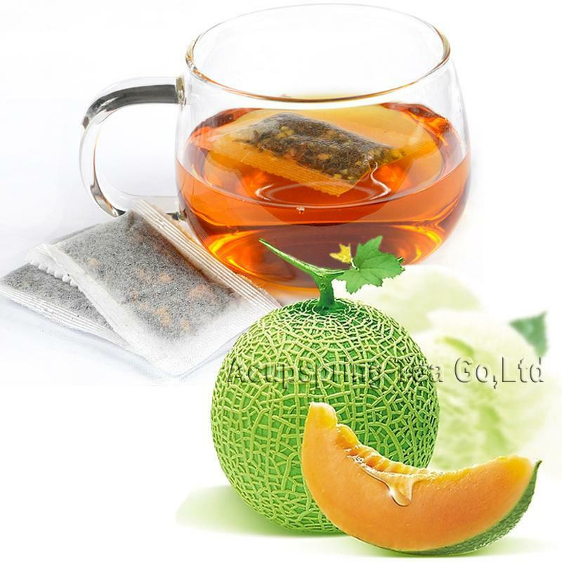 Fragrant Cantaloupe Flavor Black Teabag Hongcha Healthy Tea Bag Delicious Ebay Cut back on sugary juices and drink more water. acupspring