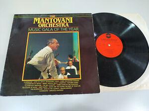 "The Mantovani Orchestra Music Gala of The Year - LP 12 "" Vinyl VG/VG"